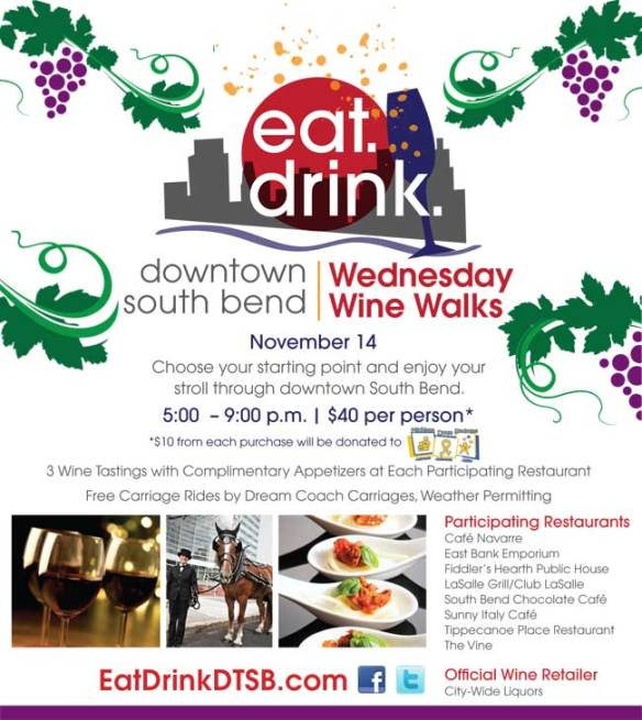 Eat Drink - Downtown South Bend